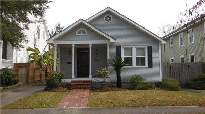 Metairie Single Family Home For Sale: 509 Arlington Drive