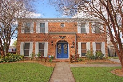 Single Family Home For Sale: 1455 Cabrini Court
