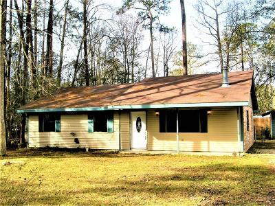 Single Family Home For Sale: 66081 Oak Street