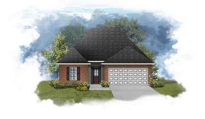 Marrero Single Family Home For Sale: 4717 Ames Boulevard