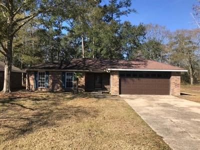 Slidell Single Family Home For Sale: 604 9th Street
