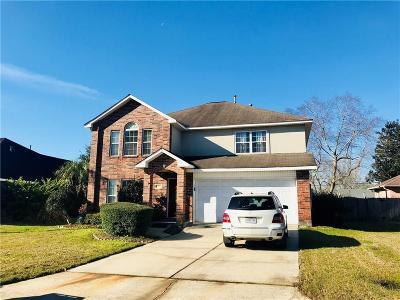 Harvey Single Family Home For Sale: 3408 Lake Arrowhead Drive