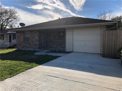 Single Family Home For Sale: 612 Faun Street