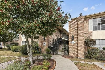 Jefferson Parish Multi Family Home For Sale: 4509 Shaw Street #201