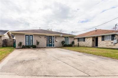 Metairie Single Family Home For Sale: 5248 Jasper Street