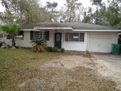 Slidell Single Family Home For Sale: 352 Hickory Drive