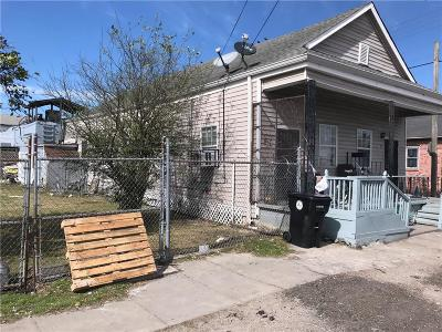Single Family Home For Sale: 1401 S.roman Street