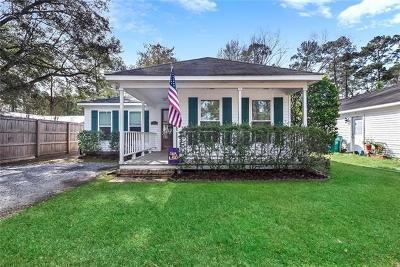 Madisonville Single Family Home For Sale: 144 Poe Street