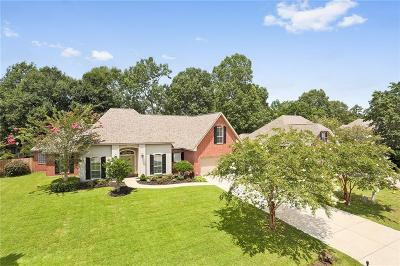Mandeville Single Family Home For Sale: 564 Red Maple Drive