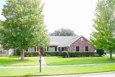 Slidell Single Family Home For Sale: 207 Megan Lane