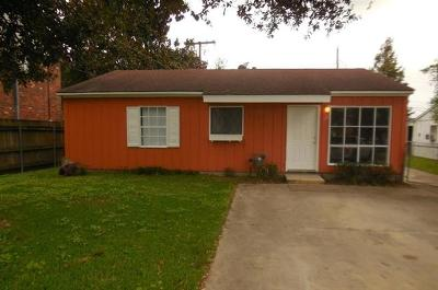 Westwego Single Family Home For Sale: 128 Anne Drive