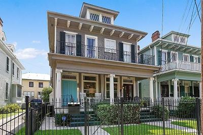 New Orleans Multi Family Home For Sale: 1707 Valmont Street #1707