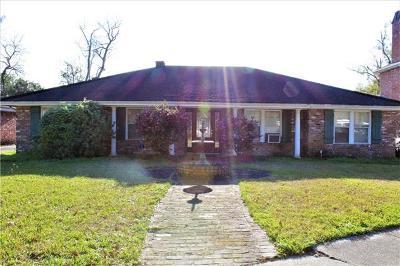 River Ridge, Harahan Single Family Home For Sale: 9516 Robin Lane