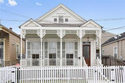 New Orleans Single Family Home For Sale: 7827 Green Street