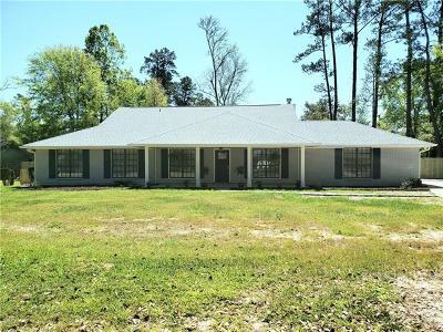 Covington Single Family Home For Sale: 115 North Drive