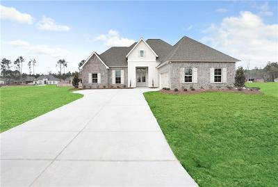 Madisonville Single Family Home For Sale: 413 Blue Heron Lane