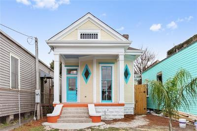 Single Family Home For Sale: 1921 Governor Nicholls Street