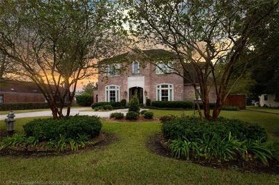 Single Family Home For Sale: 119 Sauve Road
