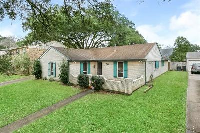 Single Family Home For Sale: 5750 Brunswick Court