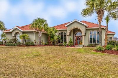 Slidell Single Family Home For Sale: 1057 Lakeshore Boulevard