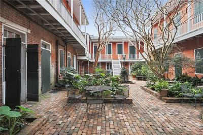 French Quarter Multi Family Home For Sale: 931 Chartres Street #9