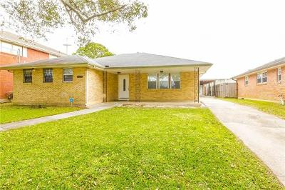 Single Family Home For Sale: 5643 Pratt Drive