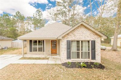 Single Family Home For Sale: 1607 Clover Street