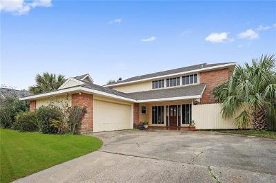 Slidell Single Family Home For Sale: 123 Eden Isles Boulevard