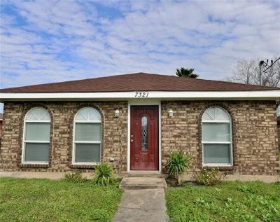 Single Family Home For Sale: 7321 Brevard Avenue