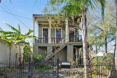 Single Family Home For Sale: 915 N Dupre Street