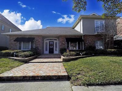 Kenner Single Family Home For Sale: 5516 Toby Lane