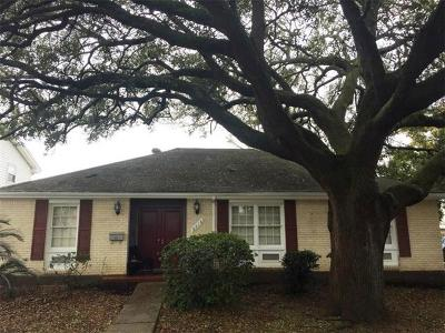 Metairie Single Family Home For Sale: 5716 Marcie Street