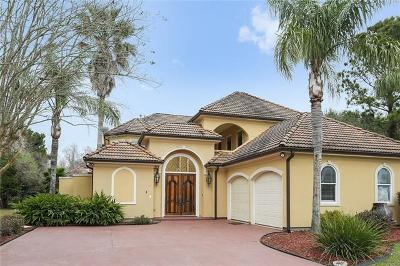 Single Family Home For Sale: 6 Grand Cypress Court