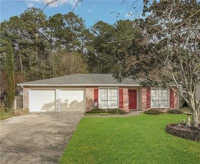 Covington Single Family Home For Sale: 106 Sumner Street