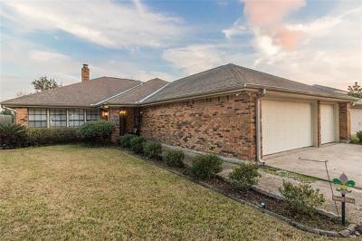 Slidell Single Family Home For Sale: 165 Moonraker Drive