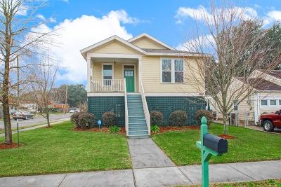 Single Family Home For Sale: 2430 Athis Street