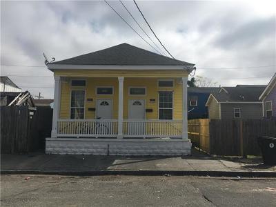 Jefferson Parish, Orleans Parish Multi Family Home For Sale: 1514 Freret Street
