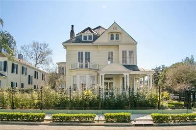 Single Family Home For Sale: 2362 Camp Street