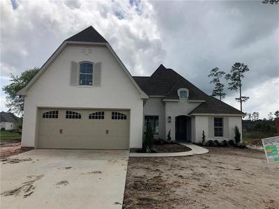 Madisonville Single Family Home For Sale: 420 Blue Heron Lane