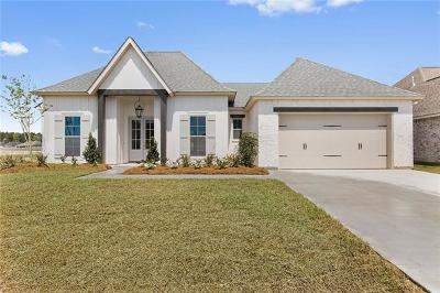 Madisonville Single Family Home For Sale: 2005 Cypress Bend Lane