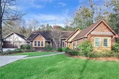 Covington Single Family Home For Sale: 1500 W 11th Avenue