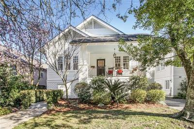 New Orleans Single Family Home For Sale: 1025 Webster Street