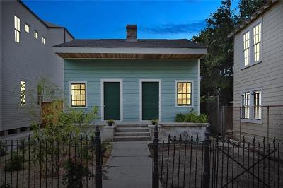 New Orleans Single Family Home For Sale: 2119 Constance Street