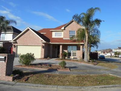 Single Family Home For Sale: 7432 Silverado Drive