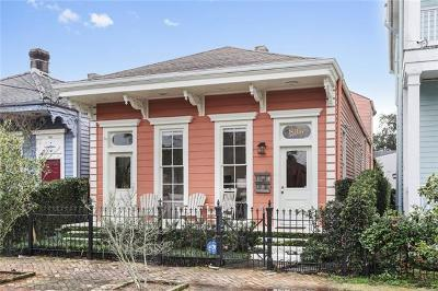 New Orleans Single Family Home For Sale: 836 Fourth Street