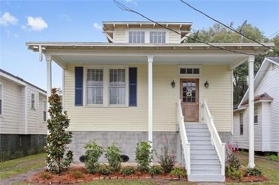 Single Family Home For Sale: 3310 Robert Street