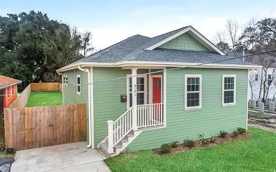 Single Family Home For Sale: 6201 Arts Street