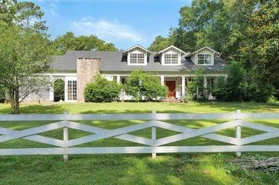 Ponchatoula Single Family Home For Sale