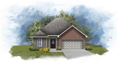 Marrero Single Family Home For Sale: 4629 Ames Boulevard