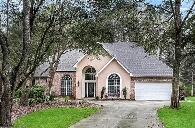 Single Family Home For Sale: 317 Stonehaven Drive